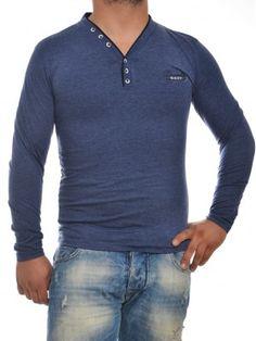 Μακρυμάνικες ανδρικές μπλούζες Long Sleeve Tops, Athletic, Mens Tops, T Shirt, Jackets, Fashion, Supreme T Shirt, Down Jackets, Moda