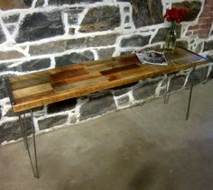 reclaimed wood