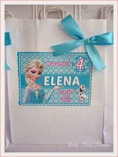 bolsa personalizada Frozen