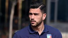 Graziano Pelle will start up front for Italy against the country where he plays his football, England, following Antonio Conte's team selection.