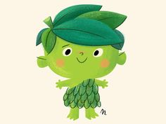 Toy Tuesday - Sprout by Matt Kaufenberg