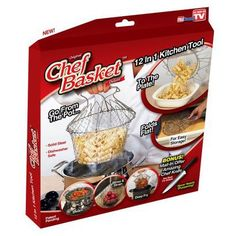 As Seen on TV Chef Basket