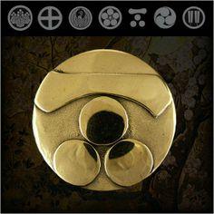 Samurai/Family/Japanese/Crest/Brass/Concho http://item.rakuten.co.jp/auc-wildhearts/cc2223/