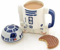 Cool Stuff We Like Here @ CoolPile.com ------- << Original Comment >> ------- R2-D2 Mug