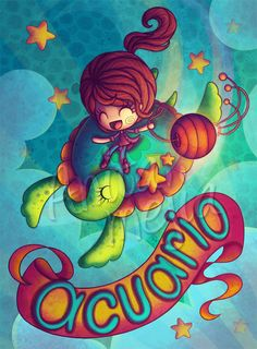 Acuario by Chocolatita on DeviantArt
