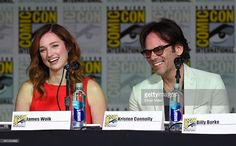 #ZOO: Kristen Connolly & Billy Burke #Season1 #Mitch&Jamie