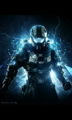 HALO 4!!! BEST GAME EVER!!!!! :D