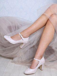 Bridal Shoes Worcester Perfect Bridal Martha Blush_IMG_4459