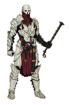Fantasy Character Design, Character Design Inspiration, Character Concept, Character Art, Fantasy Armor, Medieval Fantasy, Dark Fantasy Art, Armadura Medieval, Dnd Characters