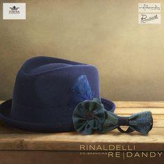Ecco uno degli ultimi coordinati @rinaldelli1930 e @redandysartoria ! Fedora blu con papillon coordinato denim puoi trovare altri coordinati del nostro cobranding su redandy.it  #instaitalia #instaitaly #italy #fascinator #instagood #instadaily #instalike #madeinitaly #arte #artigianato #artigian #cappello #hat #style #fashion #womenfashion #instaitalia #menswear #mensfashion #cappello #hat #style #papillon #accessories #dandy #hipster
