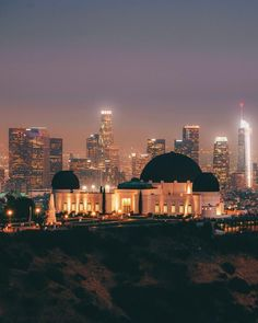 Griffith Observatory Los Angeles California by Dylan Schwartz by CaliforniaFeelings.com california cali LA CA SF SanDiego
