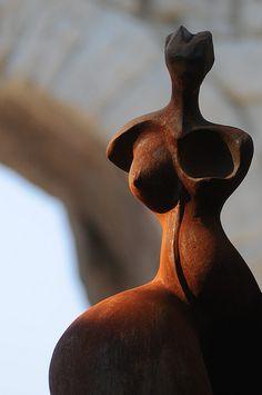 statue de Bernard