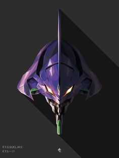 eva-01 on Behance