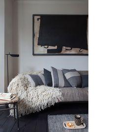 Larusi linen cushions