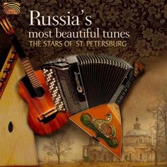 Personnel: Oleg Maksimov (guitar); Mikhail Danilov (balalaika); Mikhail Tarasov (bass balalaika); Victor Moltchanov (bayan). Audio Mixer: Jean Yovanofski. Liner Note Author: Diz Heller. Translators: D