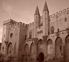 Avignon. France.