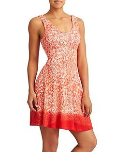 Reef Print Dreamin Dress - The perfect warm-weather dress made from soft, flowy fabric to unwind after a long day hiking on sand dunes.