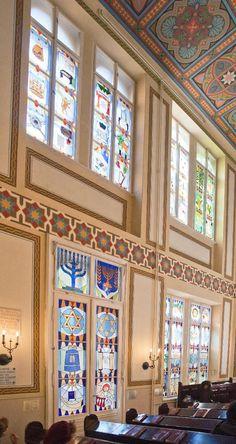 Jewish Theological Seminary Synagogue, Budapest