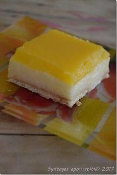 Πορτοκαλένια Greek Sweets, Greek Desserts, Greek Recipes, Desert Recipes, Greek Cake, Fridge Cake, Jam Tarts, Jello Recipes, Icebox Cake