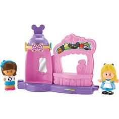 Fisher-Price Little People Disney Mia & Alice - Walmart.com