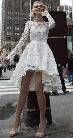 Elegant And Timeless Bateau Wedding Dresses | HappyWedd.com #PinoftheDay #elegant #timeless #bateau #wedding #dresses #WeddingDresses