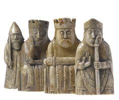 Lewis chessmen - Fuckyeahvikingsandcelts