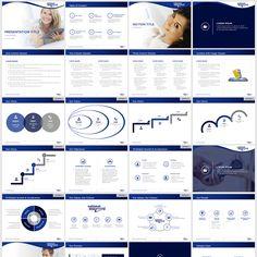 National Processing Powerpoint Design - Help Enhance Our Brand! by serdadu brewu