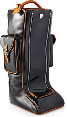 Shop Lakeshore Equestrian Boot Bag from Park Accessories at Neiman Marcus Last Call, where you'll save as much as on designer fashions. Equestrian Boots, Equestrian Outfits, Equestrian Style, Equestrian Fashion, Horse Fashion, Riding Hats, Horse Riding, Riding Helmets, Riding Clothes