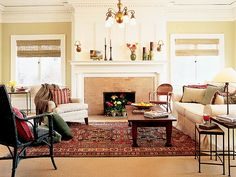 What Works With Oriental Rugs Like Em Or Not This Helps