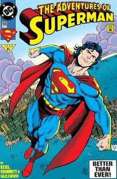 Adventures of Superman (1986-2006) #505