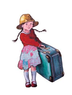 "Kartenset  3mal  ""Paula"" von Tizia Hula auf DaWanda.com Hula, Disney Characters, Fictional Characters, Etsy, Disney Princess, Illustration, Art, Heroes, Art Background"