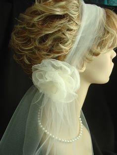 Wedding veil  Bridal Veil  An Original by FascinatingCreations, $62.95