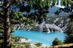 Lac de Serre-Ponçon - Grand lac public - Les Hautes Alpes (05) | Colinmaire.net - Passion de la pêche à la carpe en grands lacs
