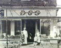 District Grocery Stores: 1922 and 2012 | Nick Wiseman