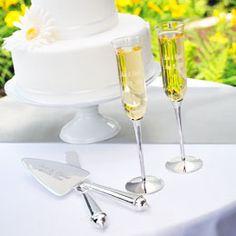 Designer Cake Server Set