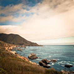 Big Sur, California. Kaori Photography.