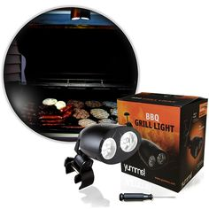 Amazon.com : Yumms! Best Barbecue Grill Light for BBQ Grilling with Video Reviews : Patio, Lawn & Garden