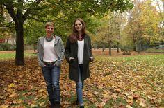 Den Herbst mit Schmuck von HUMMELW&OLF genießen! #fairtrade #nachhaltigemode #hummelundwolf