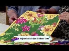 Artesãs de Minas Gerais redescobrem o chitão, tecido colorido e rico em estampas - - YouTube