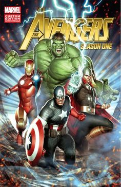 The Avengers #HQ #Marvel