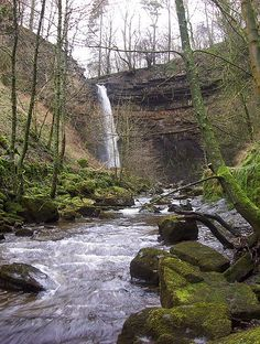 Hardraw Force, Yorkshire Dales - love it there!!! Totally recommend it x