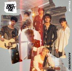 Happy 4th Anniversary, Why Dont We Imagines, Romantic Films, Why Dont We Band, Jonah Marais, Collage, Zach Herron, Jack Avery, Corbyn Besson
