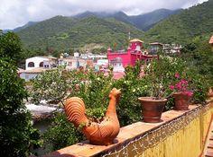 Visita los pueblos mágicos de Jalisco: Ajijic - http://revista.pricetravel.com.mx/boletos-de-autobus/2015/06/16/boletos-autobus-visita-los-pueblos-magicos-de-jalisco/