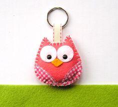 Owl keyring £7.95