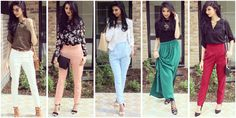 Typical week with Hijab + Flats Rumena Begum, Summer Lookbook, Gras, Office Fashion, Casual Outfits, Casual Clothes, Fashion Stylist, Insta Makeup, Harem Pants