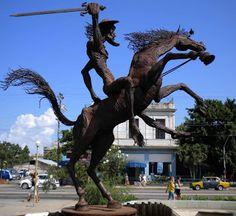 Don Quijote en La Habana