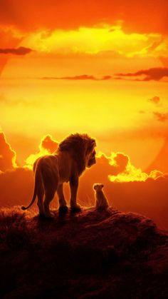 The lion king, lion and cub, 2019 film, 1080 × 2160 wallpaper lion . - Disney The lion king, lion Le Roi Lion Disney, Disney Lion King, Disney Art, Disney Movies, Disney Quiz, Disney Pixar, Walt Disney, The Lion King, Lion King Art