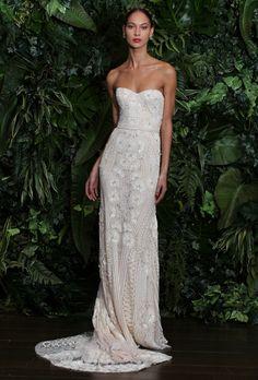 Naeem Khan Wedding Dresses 2014 Bridal Runway Shows | Wedding Dresses Style | Brides.com