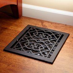 Floor Registers, Vent Covers & Air Return Grilles | Signature Hardware