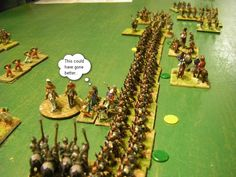 L'Art de la Guerre, Ancients: Triumverate Roman & Jewish vs Romano-British & Patrician, 15mm